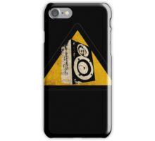 Loud iPhone Case/Skin