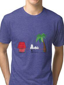 Snoopline Tri-blend T-Shirt