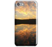 Sunrise in Nova Scotia iPhone Case/Skin