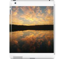 Sunrise in Nova Scotia iPad Case/Skin