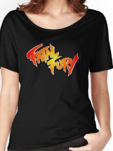 Fatal Fury: King of Fighters Women's Relaxed Fit T-Shirt