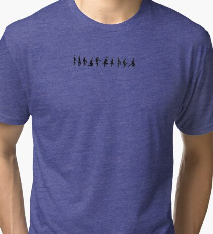 Monty Python Silly Walks Tri-blend T-Shirt