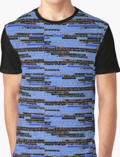 Super Mario Bros - Endless Level  Graphic T-Shirt