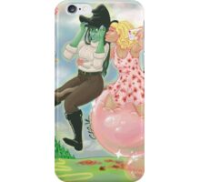 Afternoon Outing in Oz iPhone Case/Skin