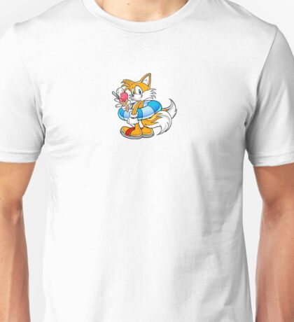 Sonic Tails Miles Prower Unisex T-Shirt