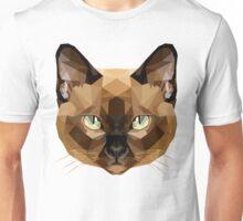 Burmese cat Unisex T-Shirt