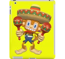 Samba de Amigo Dreamcast iPad Case/Skin