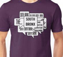 South Bronx hip hop lyrics KRS One Unisex T-Shirt