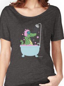 Alligator Bath Women's Relaxed Fit T-Shirt