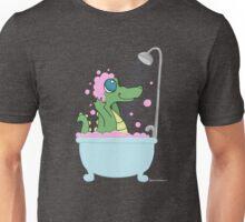 Alligator Bath Unisex T-Shirt