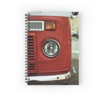 The Vintage V-Dub Spiral Notebook