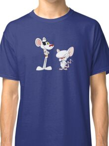 Danger Mouse & The Brain Classic T-Shirt