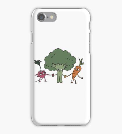 Veggie Friends iPhone Case/Skin