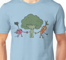 Veggie Friends Unisex T-Shirt