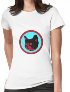 Odd Future Kill Cat Womens Fitted T-Shirt