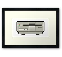 Commodore 64 1581 Disk Drive Framed Print