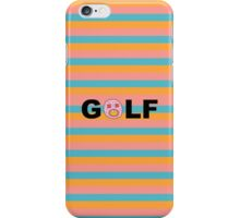 Golf Wang Bimmer iPhone Case/Skin