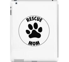 RESCUE MOM - CIRCLE - Alternate iPad Case/Skin