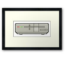 Commodore 64 1571 Disk Drive Framed Print