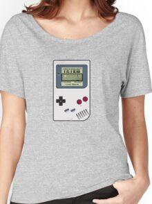 Game Boy Tetris Women's Relaxed Fit T-Shirt