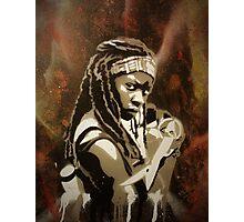 Michonne - The Walking Dead Photographic Print