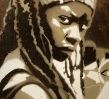 Michonne - The Walking Dead Sticker