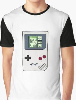 Game Boy Tetris Graphic T-Shirt