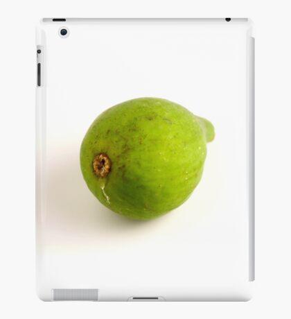 Green Fig iPad Case/Skin