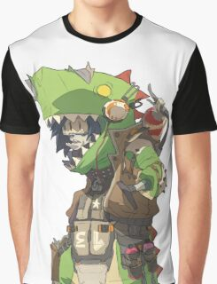 Fury Beats - Tea-Wrecks Graphic T-Shirt