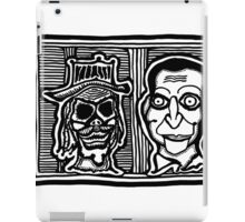 Creepy Dolls iPad Case/Skin