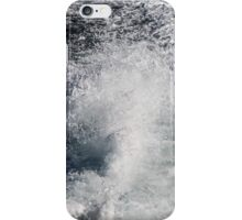 water behind a ship iPhone Case/Skin
