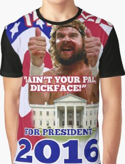 ray jackson for president 2016 Graphic T-Shirt