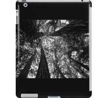 Tall Redwoods iPad Case/Skin