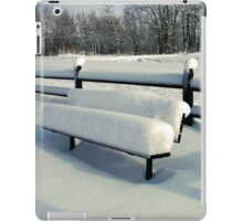 Benched iPad Case/Skin