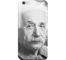 "Albert Einstein Quote ""Reality is an illusion"" iPhone Case/Skin"