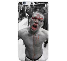 Nate Diaz UFC Fight iPhone Case/Skin