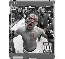 Nate Diaz UFC Fight iPad Case/Skin