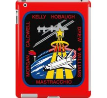 Space Shuttle Endeavour (STS-118) iPad Case/Skin