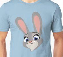 Judy Hopps Q Unisex T-Shirt