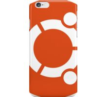 UBUNTU  iPhone Case/Skin