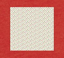Strawberry Kitsch Vintage Cute Pattern Cath Kidston Tri-blend T-Shirt
