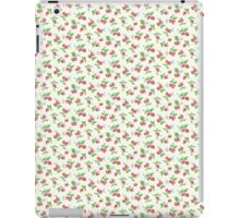 Strawberry Kitsch Vintage Cute Pattern Cath Kidston iPad Case/Skin