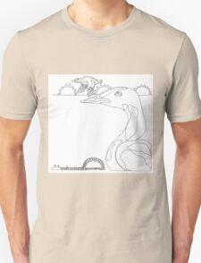 Migratory Music - Banjo Variant T-Shirt