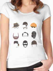 TF2 - Minimalist Women's Fitted Scoop T-Shirt