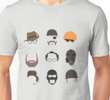 TF2 - Minimalist Unisex T-Shirt