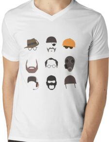 TF2 - Minimalist Mens V-Neck T-Shirt