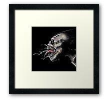 Nocturn Charge Framed Print