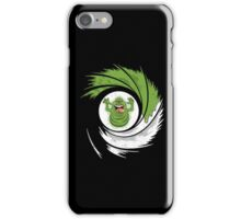 The Spud Who Slimed Me iPhone Case/Skin