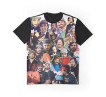 """Brian """"Q"""" Quinn collage (Graphic Tee) Graphic T-Shirt"""