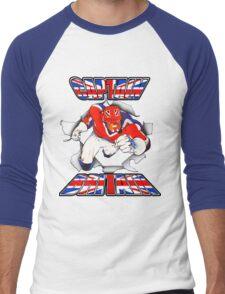 Captain Britain Men's Baseball ¾ T-Shirt
